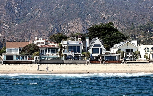 Malibu Colony Beach